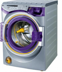 Automatic washers for cisterns