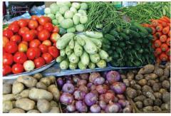 الخضروات الجافة