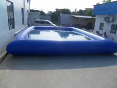 Pools, portable, inflatable