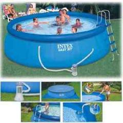 Pools from polyester