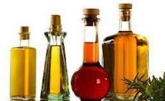 Geranium essential oils
