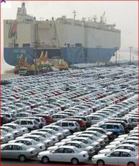 تجارة السيارات