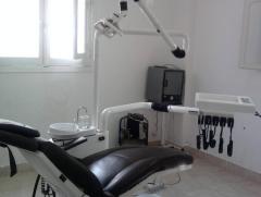 تجهيز مراكز الاسنان