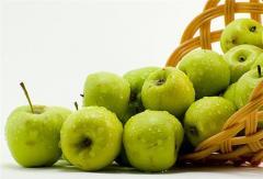 التفاح الاخضر