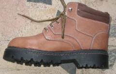 حذاء أمان