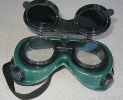 نظارة لحام