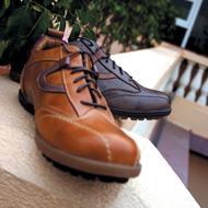احذية جلدية رجالى
