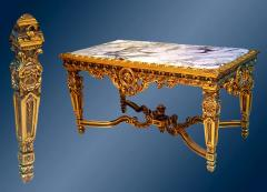 Lantern's leg Table