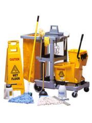 معدات التنظيف الجاف و مغاسل الملابس في