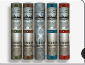 Components of waterproofing coatings