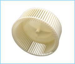 Fiberglass plastics blades for industrial fans