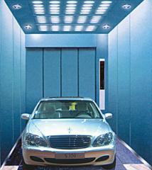 مصعد السيارات