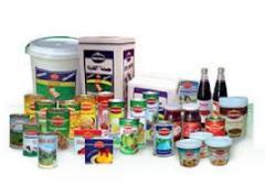 اكبر واسع تشكيلة من المنتجات الغذائية
