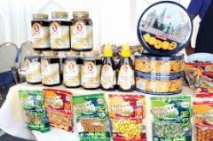 منتجات غذائية من البان ولحوم ومجدات واطعمة معلبة