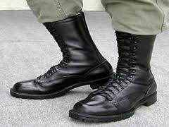 احذية عسكرية