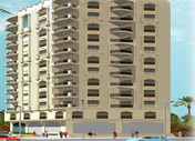Buildings and accomodations of consumer service