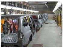 مصنع السيارات