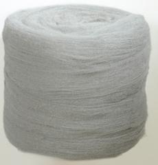 Metal wool (raw material for production of