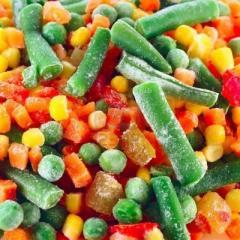 Замороженные овощи микс