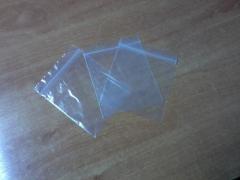 Reclosable bag كيس غلق ذاتى