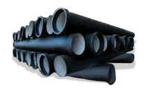 Abrasion resistant pipes