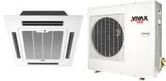 Air conditioners for passenger cars