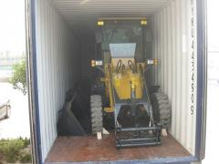 Wheel loader, construction machinery,