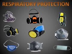 Filter respirators for dust and gas protection