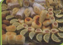 صناعة الحلويات بالسمن الطبيعى