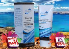 منتجات البحر الميت الطبيعية