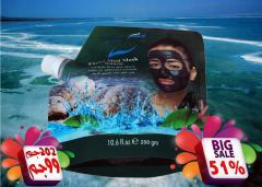 قناع طينة البحر الميت للوجه