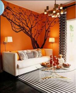 ديكور غرف معيشة