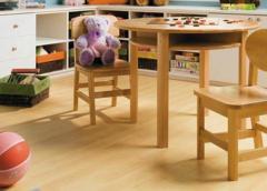 اخشاب باركية لغرف الاطفال