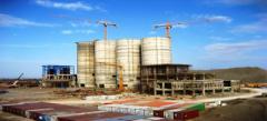 مشروع إنشاء مجمع صناعات مواد بناء