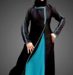 عبايات من الحرير