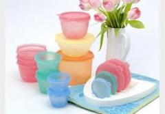 Acid resistant plastic nozzles
