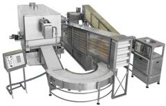 Lines for manufacture of long grades of cookies