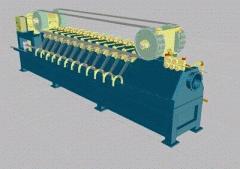 ماكينة الصوف المعدني