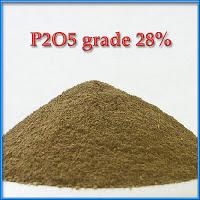 Phosphate fertilizers
