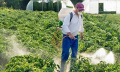 منتجات المبيدات للزراعة