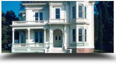 Color double-glazed windows