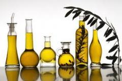 Kontenery blaszane dla olejów żywnościowych