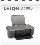 'Deskjet D1000