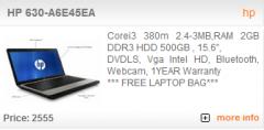 HP 630-A6E45EA
