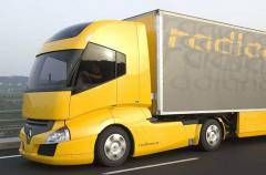 Auto transport trailers
