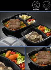 يستطيع تقديم شادي باك وجبات حاويات تناسب أي وجبة