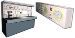 Sizing equipment, electronic