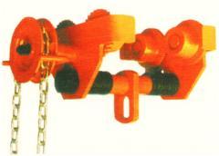Hand gear Trolleys