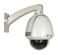 كاميرات المراقبة ذات إمكانيات التكبير والتحرك