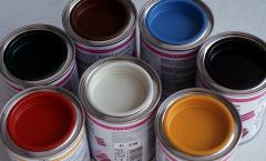 Air paint-spraying equipment